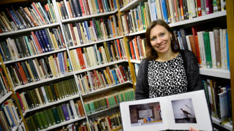 Artist Michele Allen, who has recently completed an artist in residence scheme, funded by the Leverhulme Trust and hosted by Northumbria University.