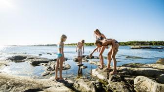 Karlskrona skärgård hemester
