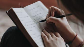 Unga med skrivlust får utmaning
