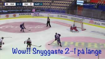 Växjö Lakers går mot serieseger