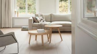 Met CetaBever Natuurlijk Effect lijkt het alsof de vloer onbehandeld is. Dit komt door de zeer matte uitstraling van het product. De vloer wordt echter langdurig beschermd tegen krassen en vlekken.
