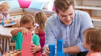 Nu stärks kompetensen i förskolan