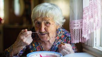 Vinnova satsar tio miljoner kronor i ett projekt som ska få bort undernäringen hos äldre