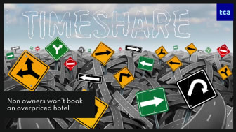 The reasons why timeshare doesn't work