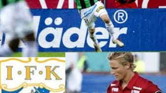 IFK idag ÖIS imorgon GAIS på lördag