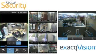 Kameraövervakning i mobilen från Gate Security