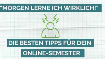 Tipps fürs Online-Semester