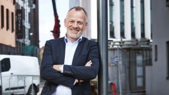 Robin Feddern, adm. direktør, AG Gruppen