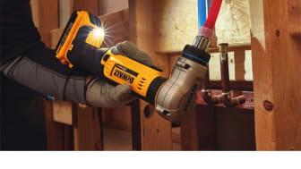 DEWALT® Announces New Mechanical and Plumbing Tools