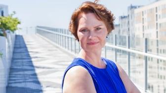 """""""Havde vi haft en standard om ligestilling for syv år siden, havde det gjort vejen kortere for os. I dag har vi lige mange mænd og kvinder på alle ledelsesniveauer,"""" siger Mikala Larsen, nordisk HR-direktør i Nestlé. (Foto: Suezanna Zenani)"""