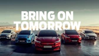 A Ford kommunikációja már a holnapot idézi