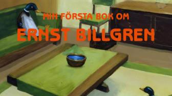 Ernst Billgrens konst i pekboksformat