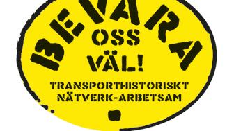 Transporthistoriskt Nätverks logga fri att använda