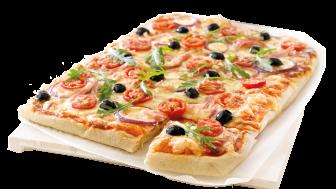 Pizzabunn, paideig og focaccia