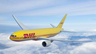 DHL Express Boeing 777F-200
