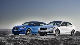 Nu är den här – helt nya BMW 1-serien