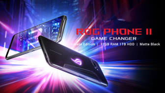ASUS Republic of Gamers announces 'Ultimate' and 'Strix' versions of ROG Phone II for Sweden