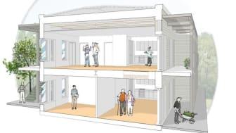 Bengt Dahlgren och ETTELVA Arkitekter lanserar CIX - ett verktyg för ökad cirkularitet i byggnader