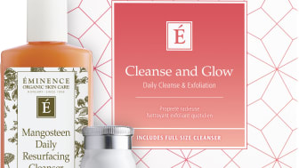 Éminence Organics Cleanse and Glow