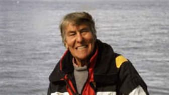 TV naturalist and broadcaster, Tony Soper, joins a  Fred. Olsen Cruise Lines' Canaries cruise