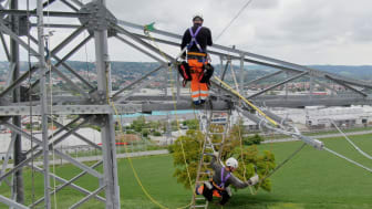 Mit dem Netzausbauplan veröffentlicht die Bayernwerk Netz GmbH alle voraussichtlichen Netzbaumaßnahmen im Hochspannungsnetz in den kommenden zehn Jahren.