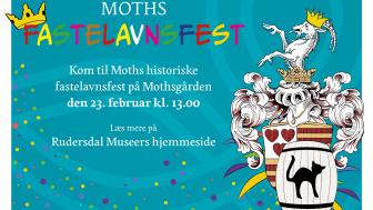 Fastelavnsfest på Mothsgården i Søllerød