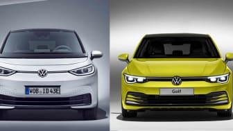 10 år med Volkswagen på toppen