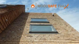 Unikt underhållsfritt brandskydd från Woodsafe Timber Protection.