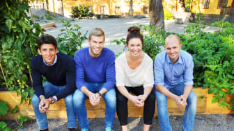 Alumnibloggen: The Smiling Group