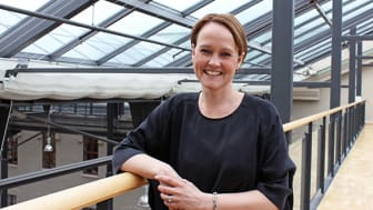 Susanne Ollila, professor på Chalmers