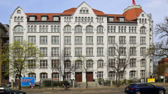 Ehemaliges Druck- und Verlagshaus Oscar Brandstetter - Hauptsitz der Handwerkskammer zu Leipzig
