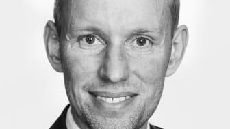 Jonas Berglund, försäljningschef Bjurfors Göteborg