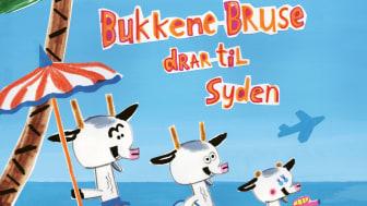 Bli med de tre Bukkene Bruse på ferie! Som uerfarne Syden-turister kan mye skje ...
