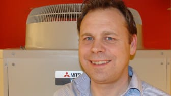 Mitsubishi Electric anställer ny teknisk försäljningsingenjör