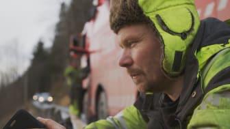 Thord Paulsen, en af Vintervejens helte (Foto: National Geographic)