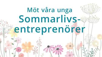 Anlita våra unga entreprenörer!
