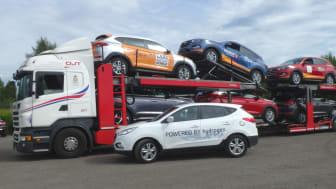 Hyundaibiler til ARN