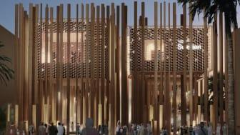 Ferroamp officiell leverantör till svenska paviljongen på världsutställningen Expo 2020 i Dubai