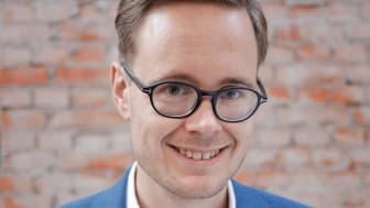 Markus Danell tillträder som verksamhetsledare för Wargön Innovation den 4 maj 2020