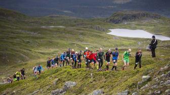 1000 löpare sprang från Vålådalen till Trillevallen