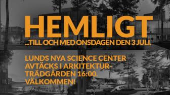En inbjudan från Science Village Scandinavia AB