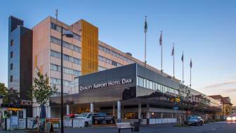 Best Western får sit tredje hotel i København, når Hotel Dan i Kastrup rebrander til Best Western Plus.