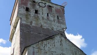 Bergslagens Sparbanks ägare bidrar till nytt tak till Ställbergs gruva