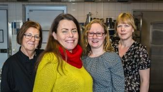 Södertälje kommun och Rosenborgsenheten finalist i Arla Guldko 2014