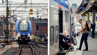 MTR har fått förtroendet att ta över uppdraget att driva Mälartåg, med trafikstart i december 2021. Fotograf: Viktor Fremling