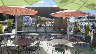 Grand Café opens the door to summer