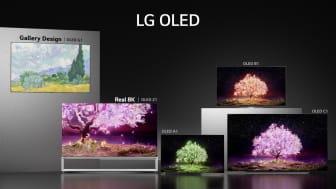 LG Oled Lineup