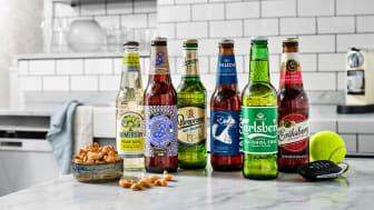 Alkoholfria drycker från Carlsberg Sverige