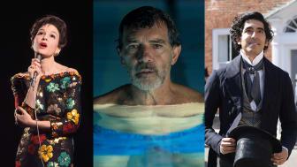 Judy och Smärta och ära bland Scanbox titlar på filmfestivalen i Toronto