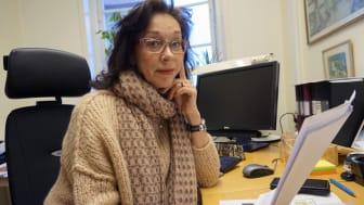 Det uppstår lätt ett vi-och-domtänkande mellan de olika instanserna i vårdkedjan, där man saknar en gemensam kultur, menar Ann-Christin Janlöv, biträdande professor i omvårdnad.